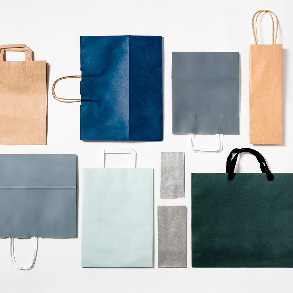 Ready to purchase PaperPak paper bags